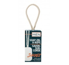 All About Men Soap-On-A-Rope - Sport Scent