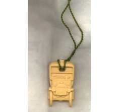 Antique Car Soap-On-A-Rope