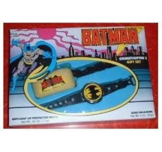 Batman Soap-On-A-Rope