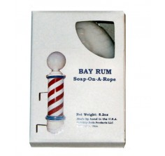 Bay Rum Soap-On-A-Rope