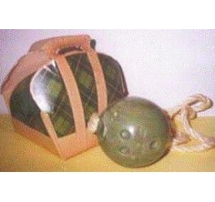 Bowling Ball Soap-On-A-Rope