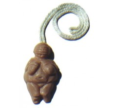 Chocolate Goddess Soap-On-A-Rope