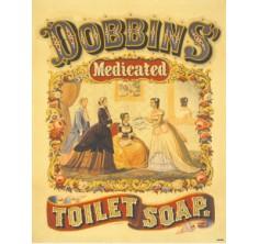 Dobbins Toilet Soap Print Ad