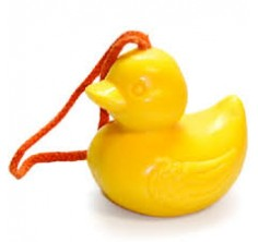Ducky Soap-On-A-Rope