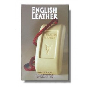 English Leather Soap-On-A-Rope