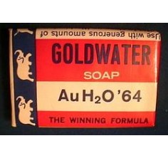 Goldwater Soap