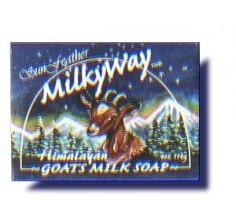 Himalayan Goats Milk Soap