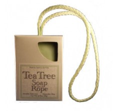 Tea Tree Soap-On-A-Rope