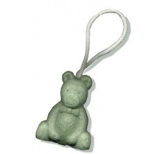 Teddy Bear Soap-On-A-Rope